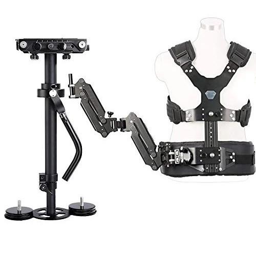 Movo Photo VS3K Steadycam Stabilizer Bundle with Arm and Body Vest