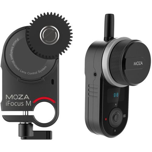 Moza iFocus-M Lens Motor & Wireless Hand Unit Kit