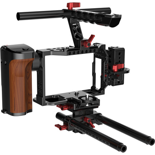 Moza Form-Fitted Cage for Sony A7 Series