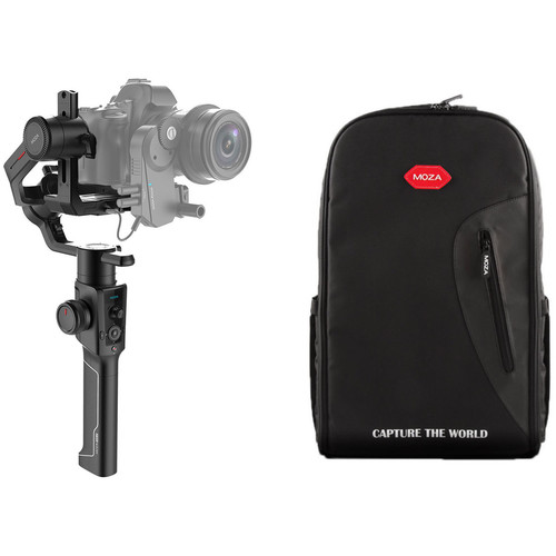 Moza Air 2 Kit with Fashion Camera Backpack