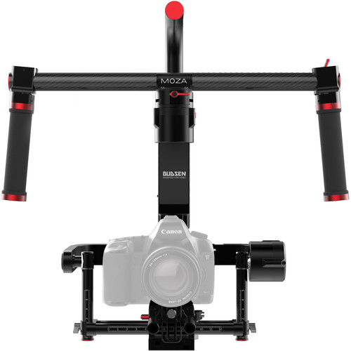 Moza Lite 2 3-Axis Motorized Gimbal Stabilizer (Basic)