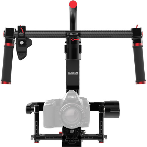 Moza Lite 2 3-Axis Motorized Gimbal Stabilizer (Professional)