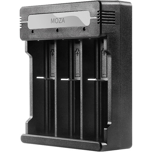 Moza Battery Charger for Moza Air/AirCross 26350 Batteries