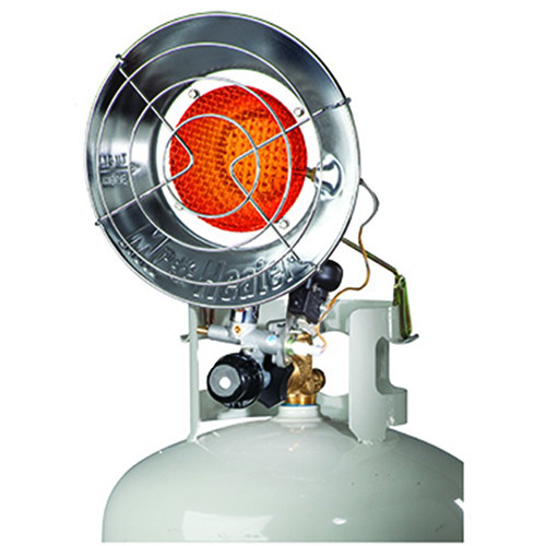 Mr. Heater MH15TS Single Tank Top Propane Heater with Spark Ignition