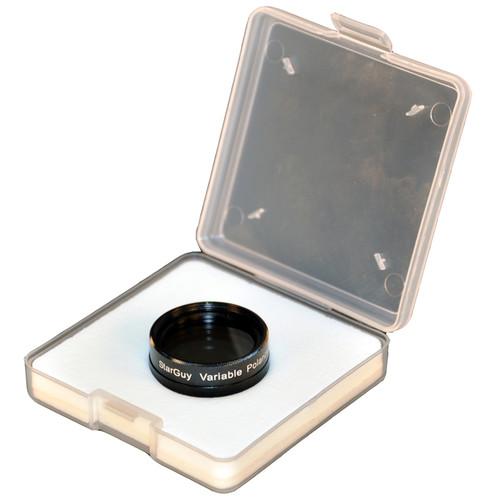 """MrStarGuy 1.25"""" Variable Polarizer Filter"""