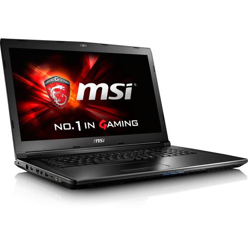 "MSI 17.3"" GL72 Gaming Notebook"