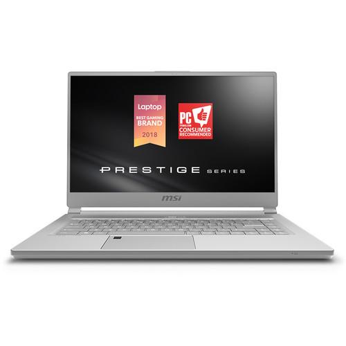"MSI 15.6"" P65 Creator Laptop (Aluminum Silver)"