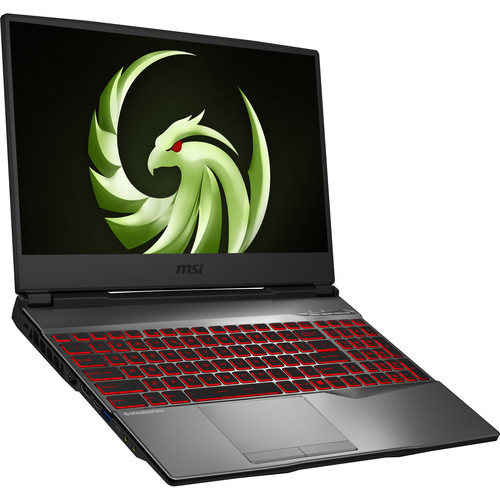 """MSI 15.6"""" Alpha 15 Gaming Laptop"""