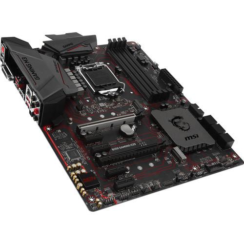 MSI B250 Gaming M3 LGA1151 ATX Motherboard
