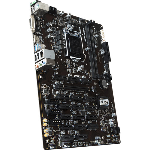 MSI B360-F Pro LGA1151 ATX Motherboard