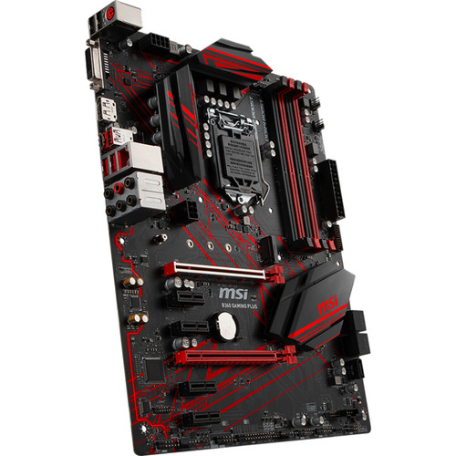 MSI B360 Gaming Plus LGA1151 ATX Motherboard
