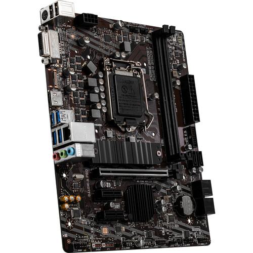 Placa base MSI B460M-A PRO Micro-ATX