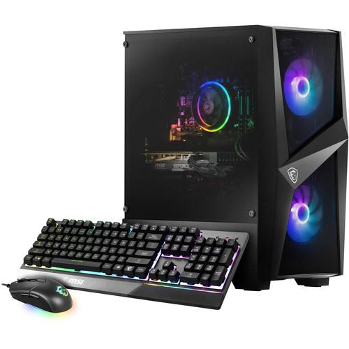 MSI Codex R 10SI-003US Gaming Desktop Computer