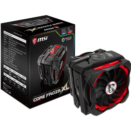 MSI Core Frozr XL CPU Cooler