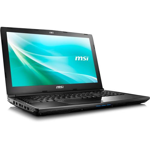 """MSI 15.6"""" CX62 Notebook (Black)"""