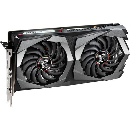 Tarjeta gráfica MSI GeForce GTX 1650 D6 GAMING X