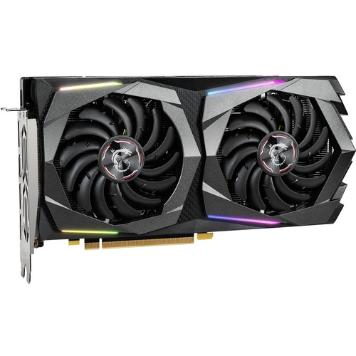 MSI GeForce GTX 1660 GAMING X Graphics Card