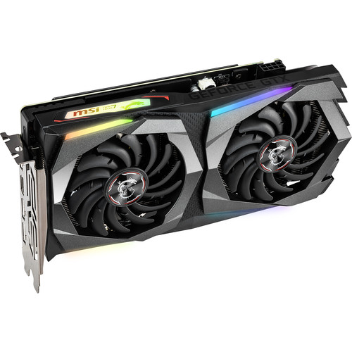 MSI GeForce GTX 1660 SUPER GAMING X Graphics Card