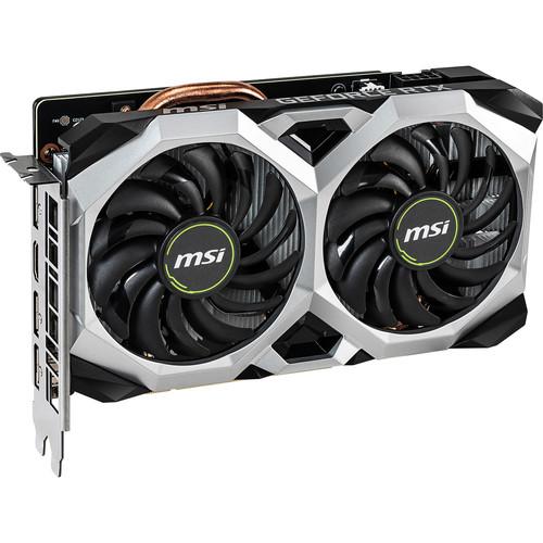 MSI GeForce RTX 2060 VENTUS XS OC Graphics Card