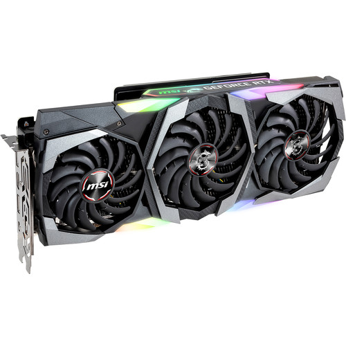 MSI GeForce RTX 2080 SUPER GAMING X TRIO Graphics Card
