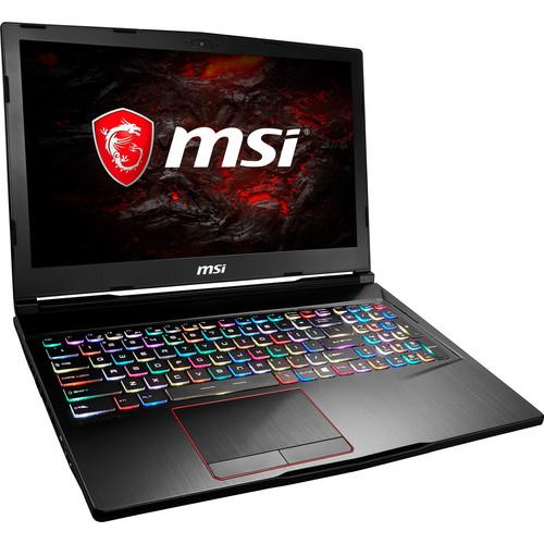 """MSI 15.6"""" GE63VR Raider Laptop"""