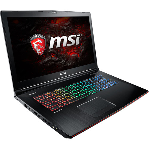 """MSI 17.3"""" GE72MVR Apache Pro Notebook"""