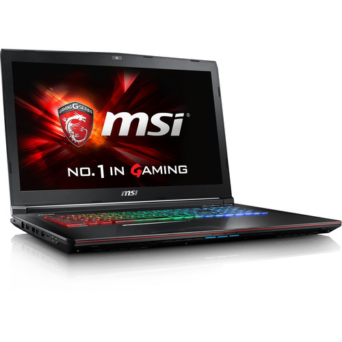 "MSI 17.3"" GE72VR Apache Pro Notebook"