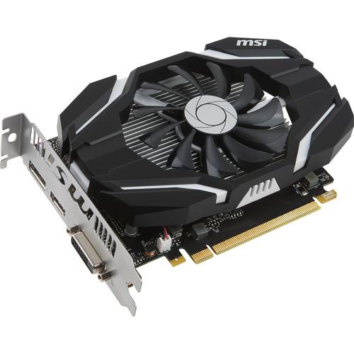 MSI GeForce GTX 1050 2G OC Graphics Card