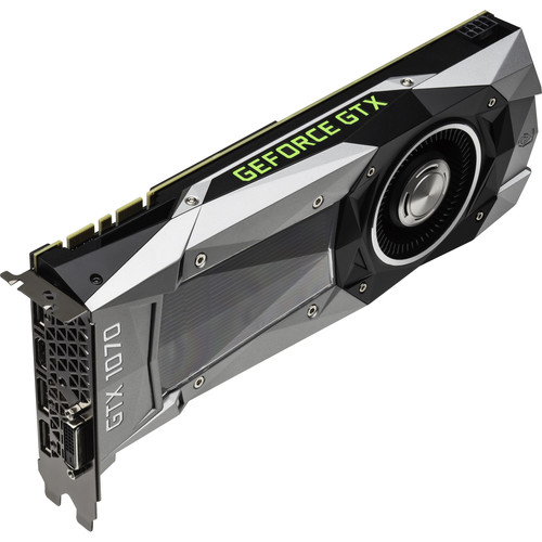 MSI GeForce GTX 1070 Founders Edition Graphics Card
