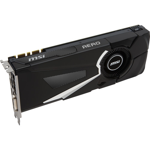 MSI GeForce GTX 1070 Ti AERO 8G Graphics Card
