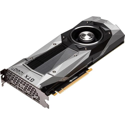 MSI GeForce GTX 1080 Ti Founders Edition Graphics Card