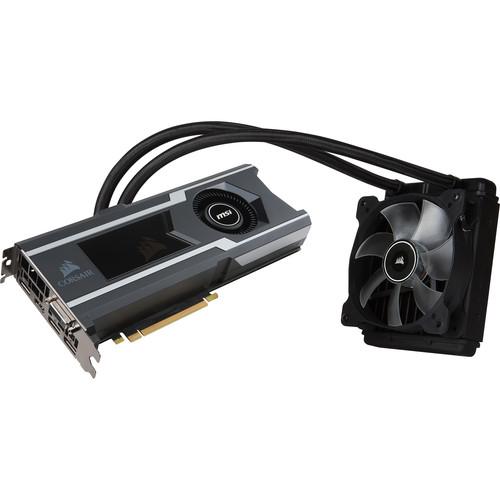MSI GeForce GTX 1080 Ti SEA HAWK X Graphics Card