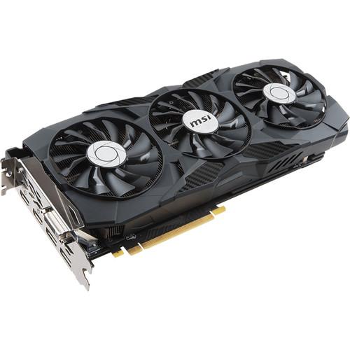 MSI GeForce GTX 1080 Ti DUKE 11G Graphics Card