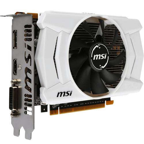 MSI GeForce GTX 950 2GD5 OCV1 Graphics Card