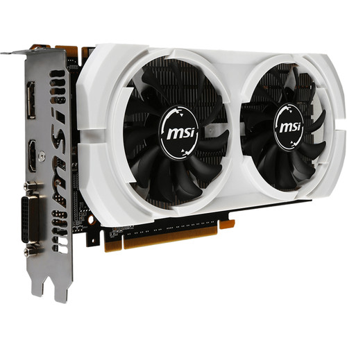 MSI GeForce GTX 950 2GD5T OCV2 Graphics Card