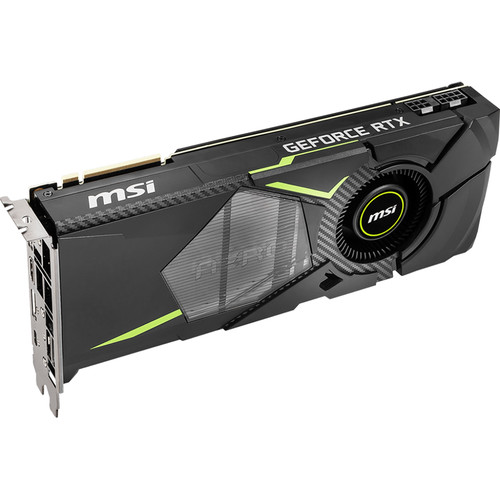 MSI GeForce RTX 2080 AERO Graphics Card