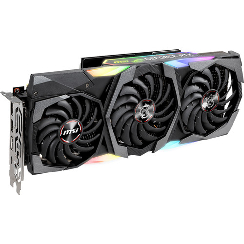 MSI GeForce RTX 2080 Ti GAMING X TRIO Graphics Card