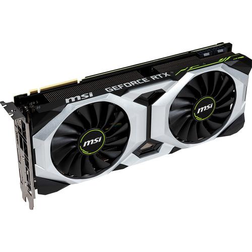 MSI GeForce RTX 2080 Ti VENTUS 11G Graphics Card