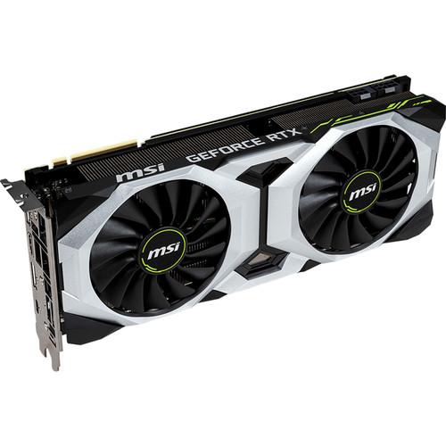 MSI GeForce RTX 2080 VENTUS OC Graphics Card