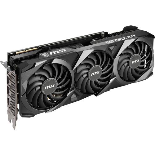 Tarjeta gráfica MSI GeForce RTX 3080 VENTUS 3X 10G OC