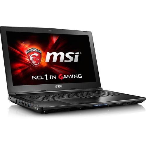 "MSI 15.6"" GL62 Series Notebook"