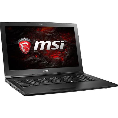 "MSI 15.6"" GL62M Gaming Notebook"
