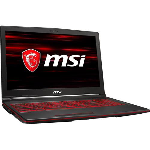 """MSI 15.6"""" GL63 Notebook"""