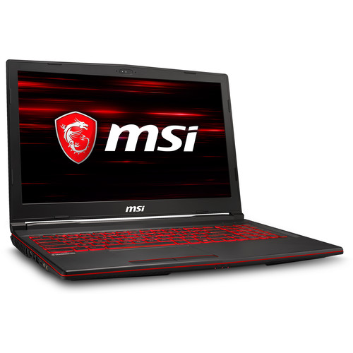 "MSI 15.6"" GL63 Laptop"
