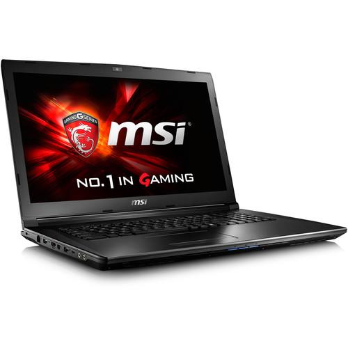 "MSI 17.3"" GL72 Notebook (Black)"
