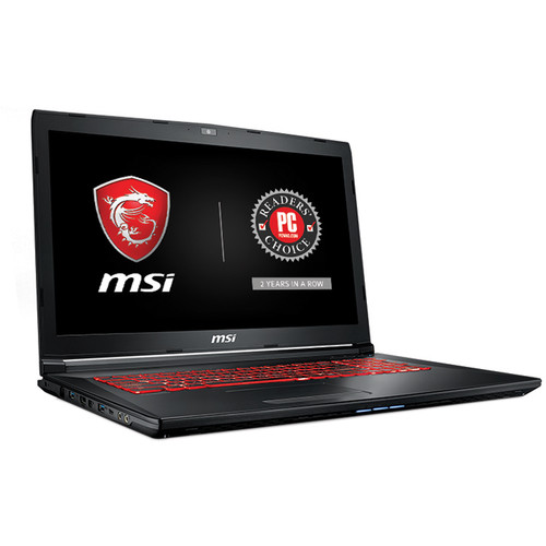 "MSI 17.3"" GL72M Gaming Notebook"