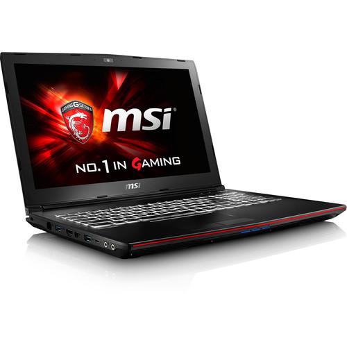 """MSI 15.6"""" GP62 Leopard Pro Notebook"""