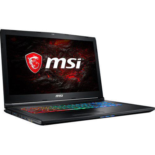 "MSI 17.3"" GP72MVRX Leopard Pro Notebook"
