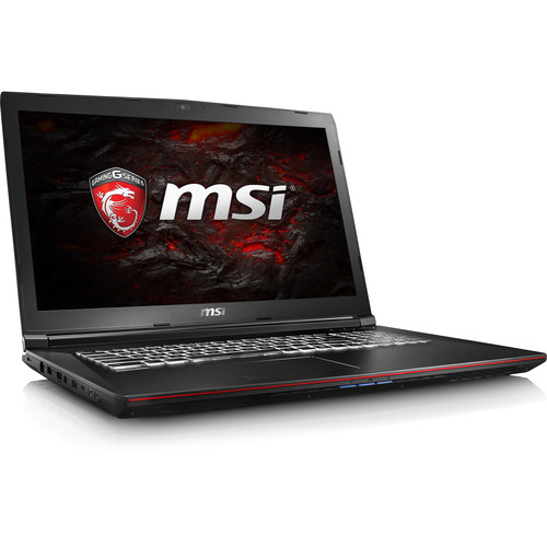 "MSI 17.3"" GP72VR Leopard Pro Notebook"