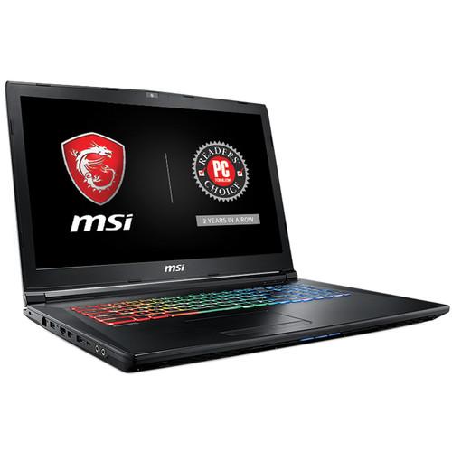 "MSI 17.3"" GP72VRX Leopard Pro Notebook"